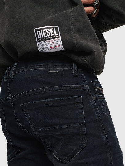 Diesel - Thommer 069GM, Black/Dark grey - Jeans - Image 3