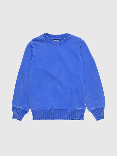 Diesel - SBAYZJ, Brilliant Blue - Sweaters - Image 1