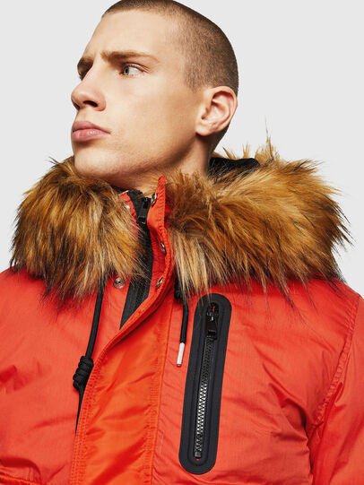 Diesel - W-BURKISK,  - Winter Jackets - Image 5