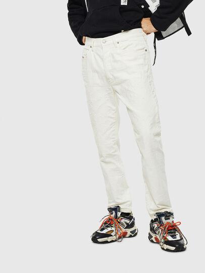 Diesel - D-Eetar 0078Z, White - Jeans - Image 1