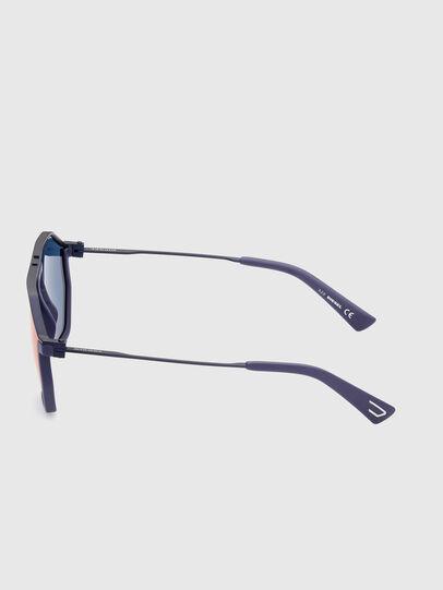 Diesel - DL0346, Blue - Sunglasses - Image 3