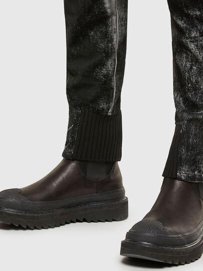 Diesel - TYPE-2022-NE, Black/Dark grey - Jeans - Image 7