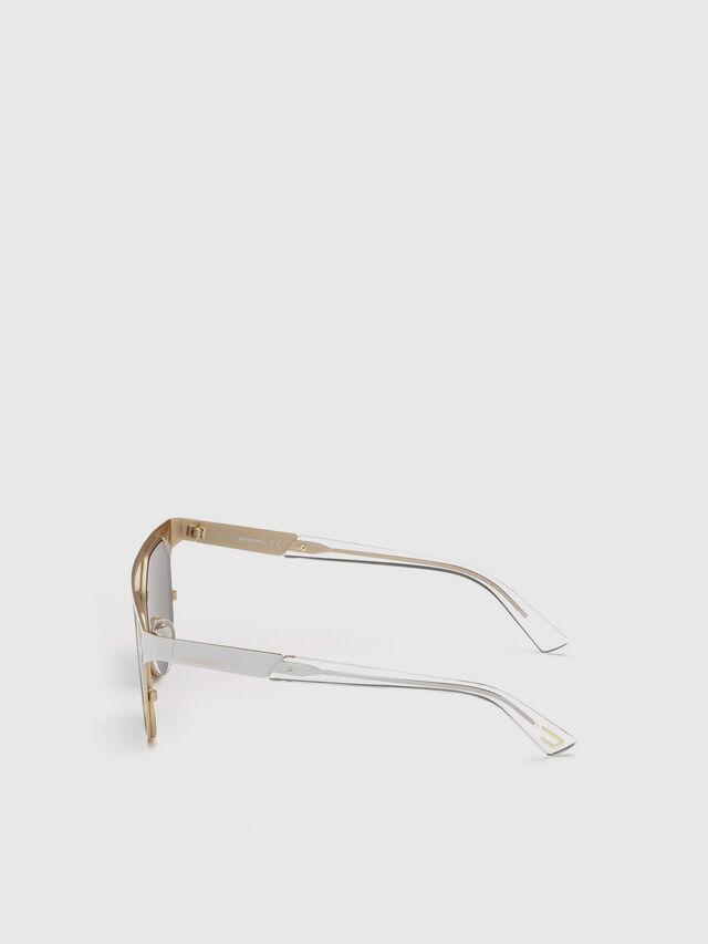 Diesel - DL0249, White - Eyewear - Image 3