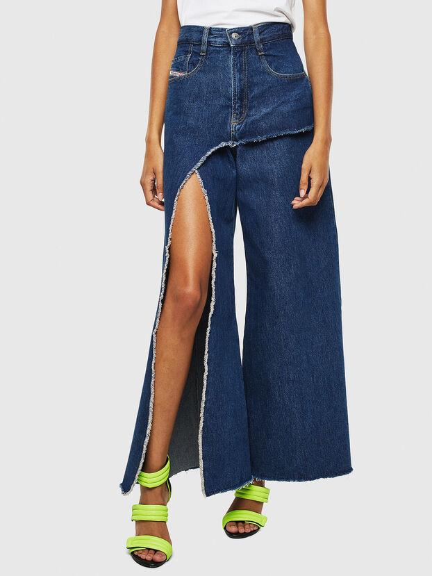D-Izzier 0LAXA, Dark Blue - Jeans