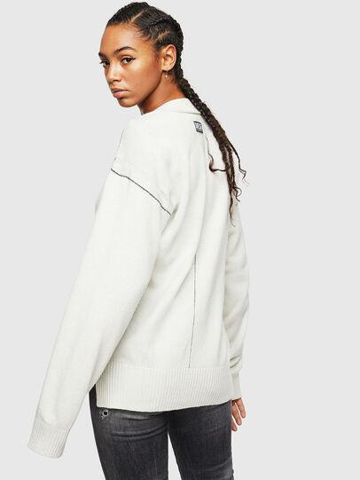 Diesel - M-CURRI, White - Knitwear - Image 2