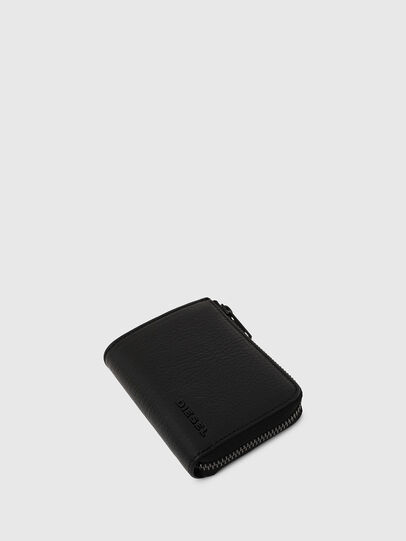 Diesel - L-PASSME, Black/Orange - Small Wallets - Image 6