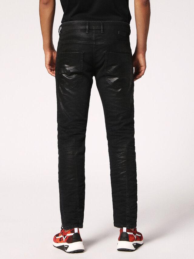 Diesel - KROOLEY CB JOGGJEANS 084JB, Black Jeans - Jeans - Image 2