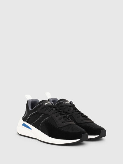 Diesel - S-SERENDIPITY LOW, Black - Sneakers - Image 2