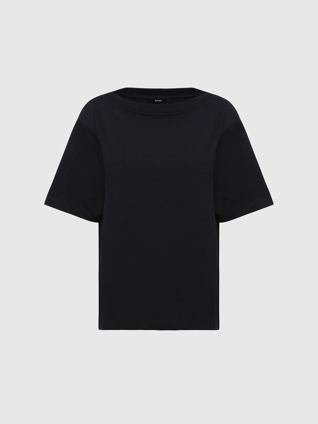 T-SBUSETTE, Black - T-Shirts