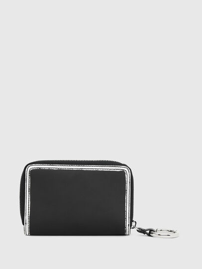Diesel - BUSINESS II, Black/White - Small Wallets - Image 2
