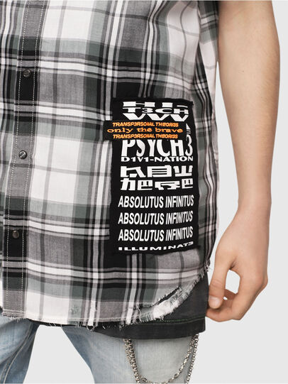 Diesel - S-EAST-LESS,  - Shirts - Image 5