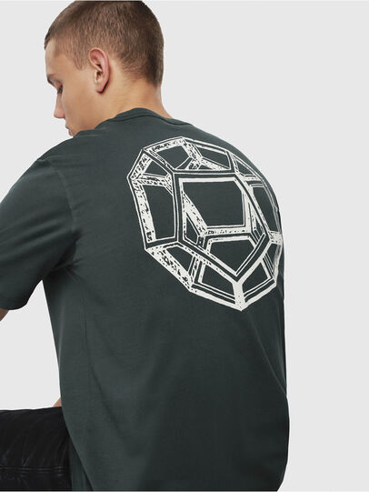 Diesel - T-JUST-YI,  - T-Shirts - Image 2