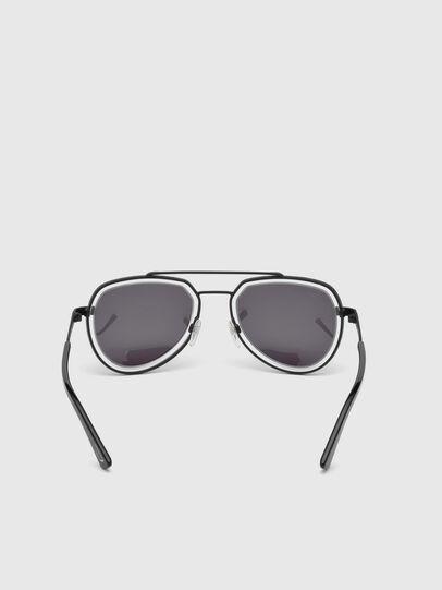 Diesel - DL0266, Yellow - Sunglasses - Image 4