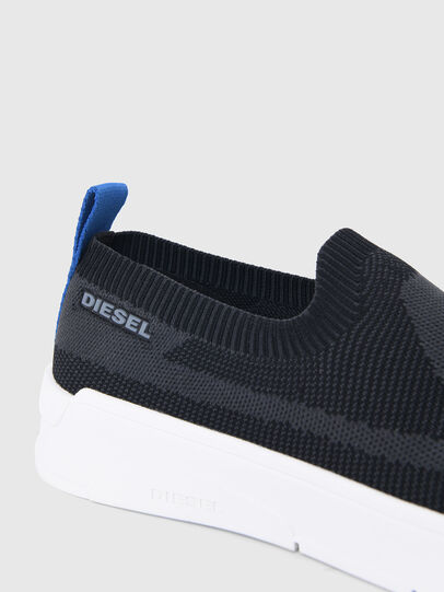 Diesel - S-YOSUKE SO, Blue - Sneakers - Image 4