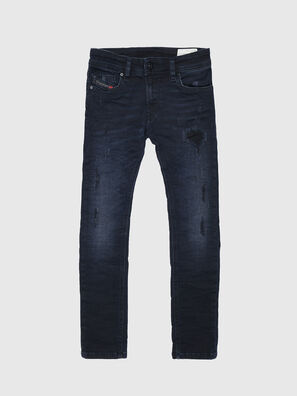 SLEENKER-J-N, Dark Blue - Jeans