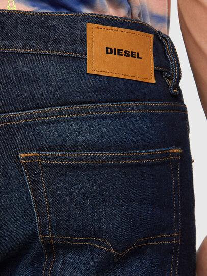 Diesel - D-Luster 009EQ, Dark Blue - Jeans - Image 3