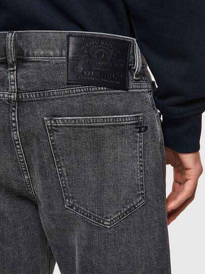 Diesel - D-Macs 09A23, Black/Dark grey - Jeans - Image 4