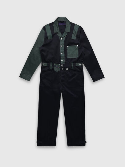 Diesel - PR-JM01, Dark Blue - Jumpsuits - Image 1