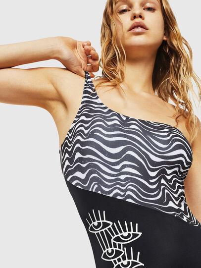 Diesel - BFSW-JANINE, Black - Swimsuits - Image 4
