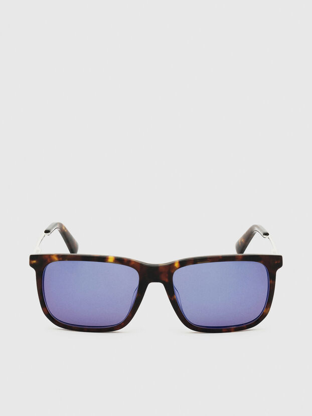 DL0309, Brown - Sunglasses