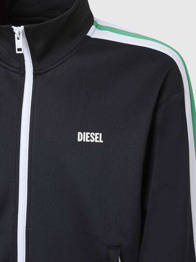 Diesel - S-KRAIM, Black - Sweaters - Image 4