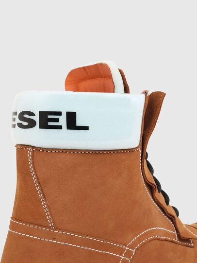 Diesel - H-SHIROKI DBBT, Light Brown - Boots - Image 4