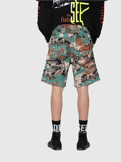 Diesel - P-FRANK-SHO-CAMOU,  - Shorts - Image 2