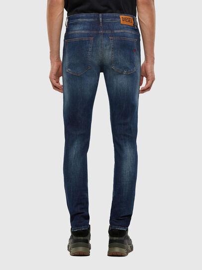 Diesel - D-Amny 009FB, Dark Blue - Jeans - Image 2
