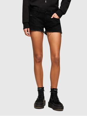 DE-RIFTY, Black - Shorts