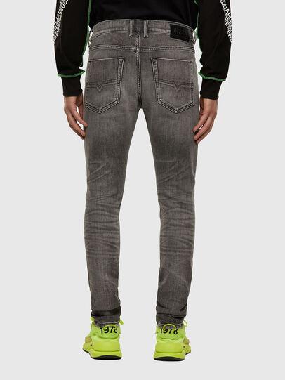 Diesel - Tepphar 009FP, Light Grey - Jeans - Image 2