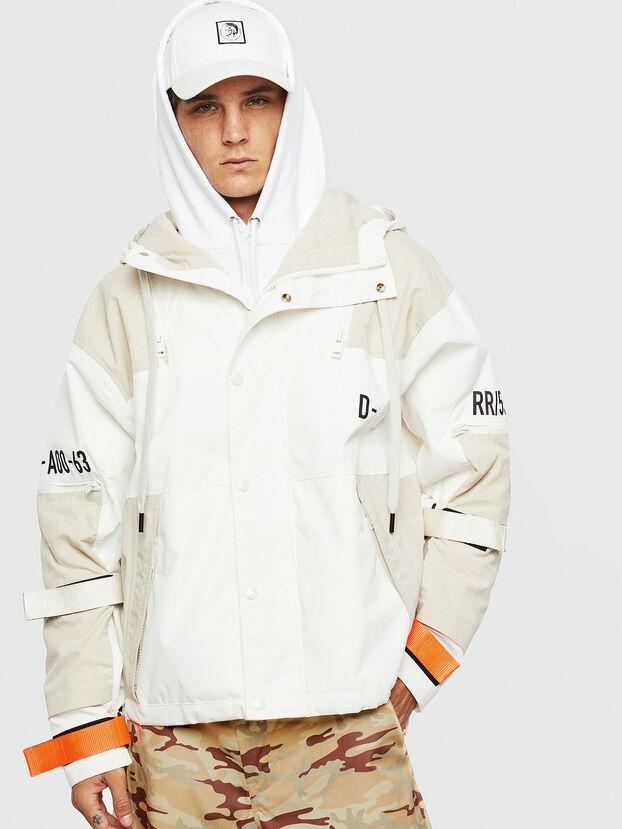 J-REED, White - Jackets
