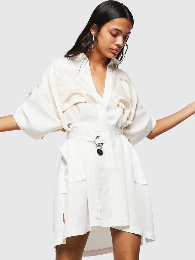 D-TIEP, White - Dresses