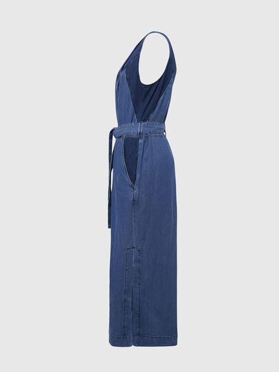 Diesel - DE-LORYNA, Medium blue - Jumpsuits - Image 3