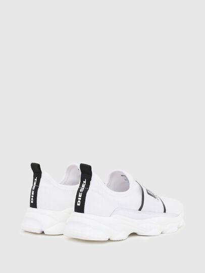 Diesel - S-SERENDIPITY SO LOW, White - Footwear - Image 3