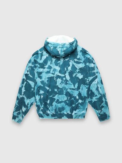 Diesel - PR-SW03, Blue - Sweaters - Image 2