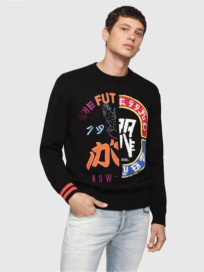 Diesel - K-FUT,  - Knitwear - Image 1