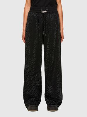 P-STRASS-F, Black - Pants