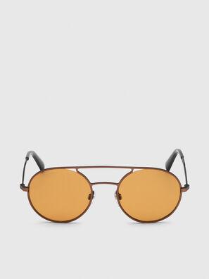 DL0301, Orange/Black - Sunglasses