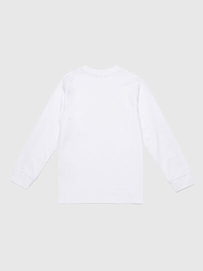 Diesel - TVARYS, White - T-shirts and Tops - Image 2