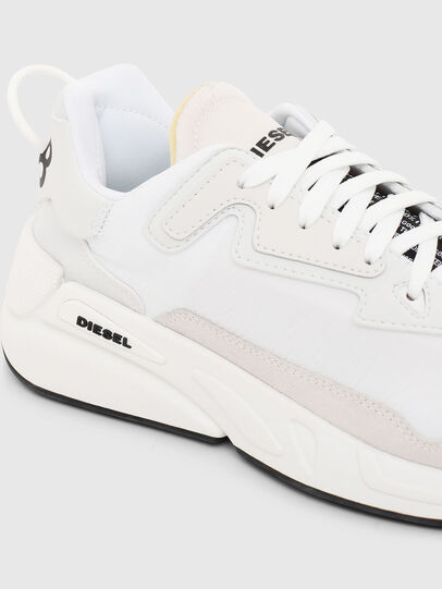 Diesel - S-SERENDIPITY LC W, White - Sneakers - Image 5