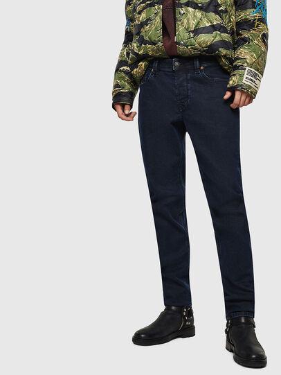 Diesel - Larkee-Beex 084LC, Dark Blue - Jeans - Image 1