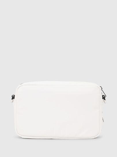 Diesel - FARAH II, White - Crossbody Bags - Image 2