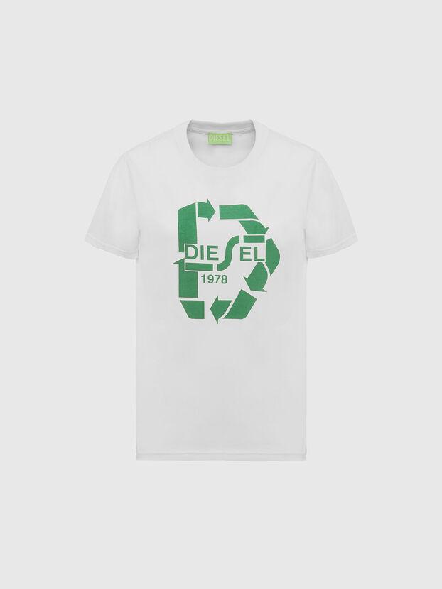 T-SILY-V32, White - T-Shirts