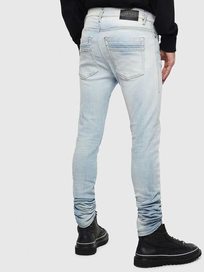 Diesel - D-Amny 009BE, Light Blue - Jeans - Image 2