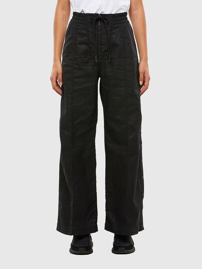 Diesel - D-Jaye JoggJeans® 069PF, Black/Dark grey - Jeans - Image 1