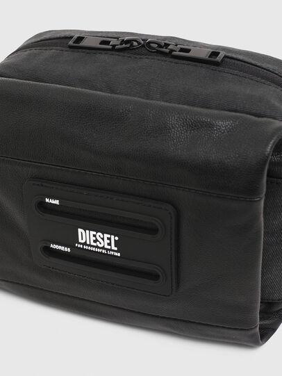 Diesel - D-SUBTORYAL SMALLCRO, Black - Crossbody Bags - Image 6