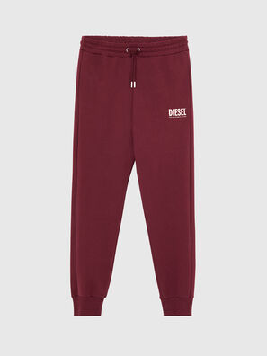 P-TARY-LOGO, Bordeaux - Pants