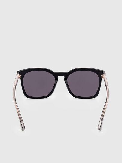 Diesel - DL0342, Black - Sunglasses - Image 4