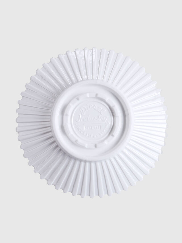 Living 10990 MACHINE COLLEC, White - Plates - Image 2