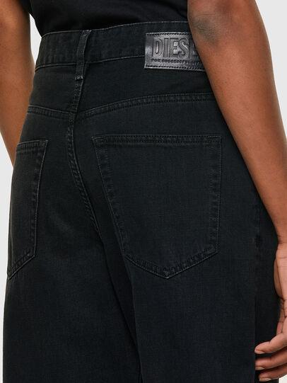 Diesel - D-Reggy 009RL, Black/Dark grey - Jeans - Image 4